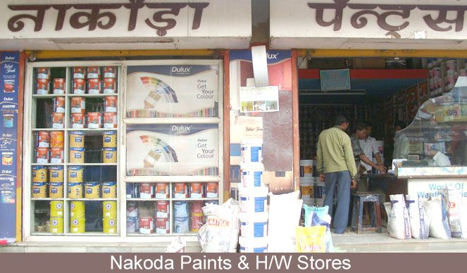 Nakoda Paints