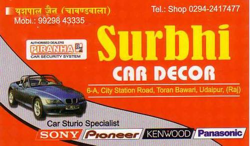 Surbhi Car Decor