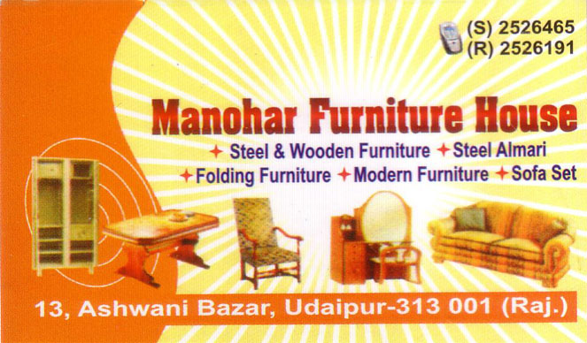 Manohar Furniture House