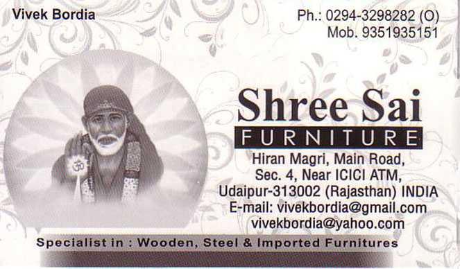Shree Sai Furniture
