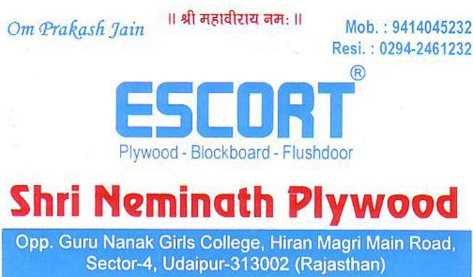 Shri Neminath Plywood