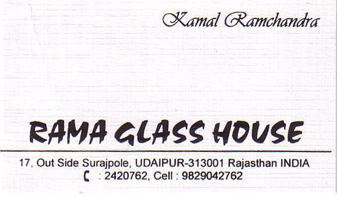 Rama Glass House