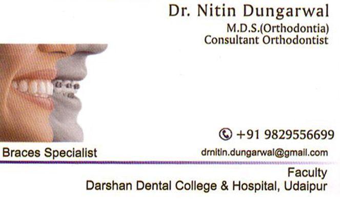 Dr.Nitin Dungarwal