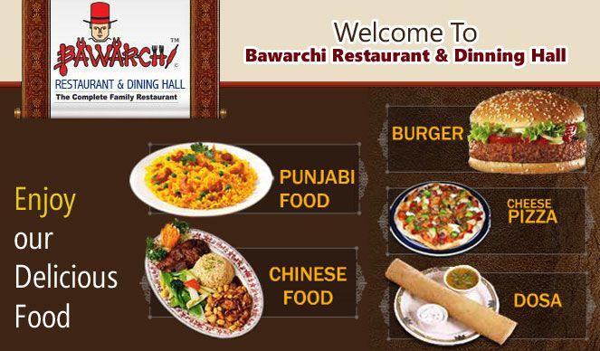 Bawarchi Restaurant & Dining Hall