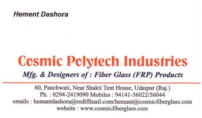 Cosmic Polytech Industries