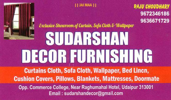 Sudarshan Decor Furnshing