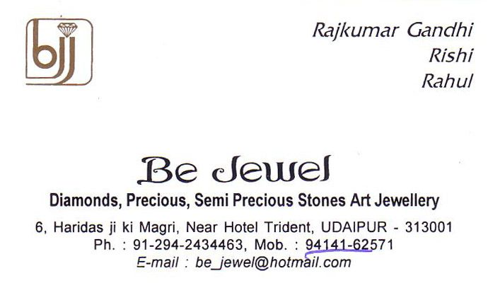 Be Jewel