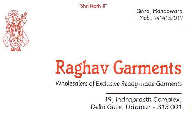 Raghav Garments