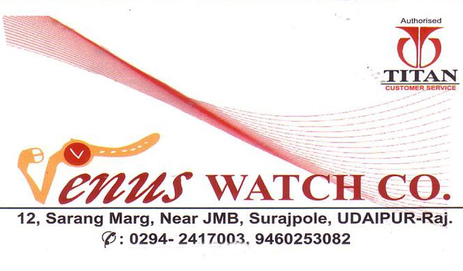 Venus Watch Company