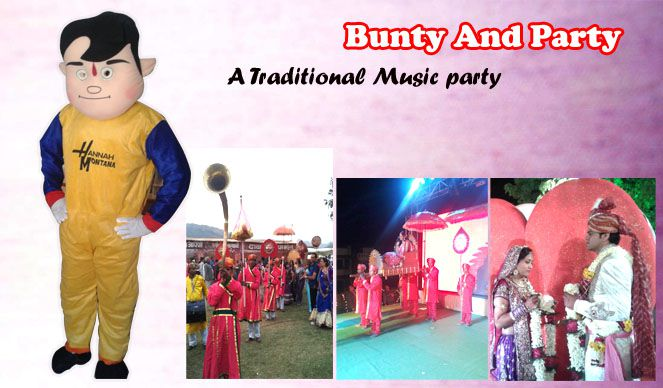 Bunty And Party