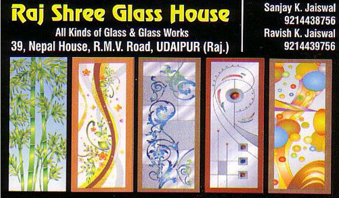 Rajshree Glass House