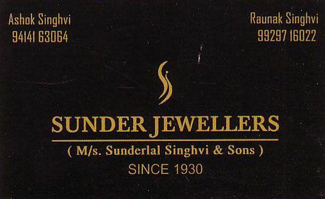 Sunder Jewellers