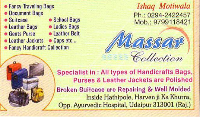 Massar Collection