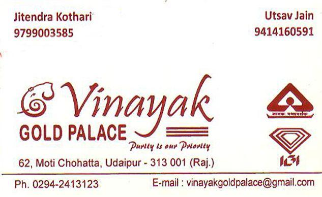 Vinayak Gold Palace