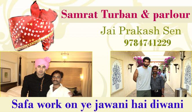 Samrat Turbans And parlour
