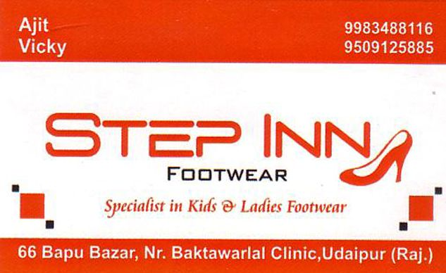 Step Inn Footwear