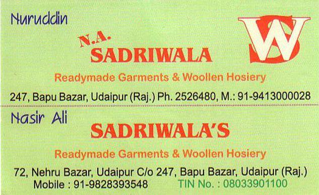 Sadriwala
