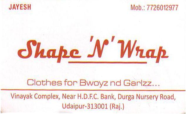 Shape 'N' Warp