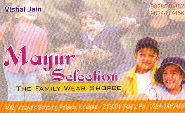 Mayur Selection