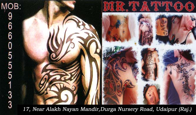 MR. Tattoo