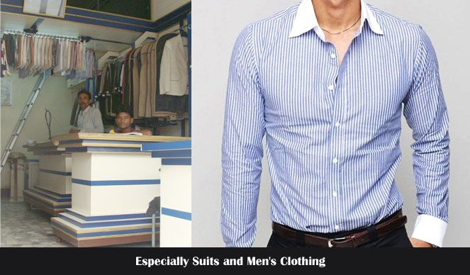 Classic Tailor | Best Fashion Clothing Stores in Udaipur