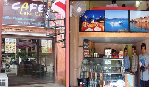 Cafe Lake City | Best Cafe, Restaurants and Bars in Udaipur