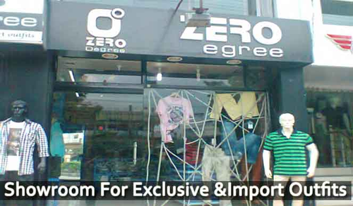 Zero Degree | Best Fashion Clothing Stores In Udaipur | Best Cloth Shopping Markets in Udaipur | Best Boutiques in Udaipur
