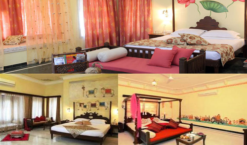 Hotel Jai Singh Garh | Best Accommodation Services In Udaipur | Guest House in Udaipur