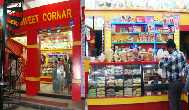 Bikaner Sweets Corner | Best Sweets Shops in Udaipur | Best Chocolate Shops in Udaipur