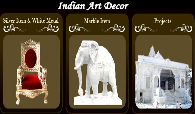 Indian Art Decor | Best Art and craft Shops in Udaipur