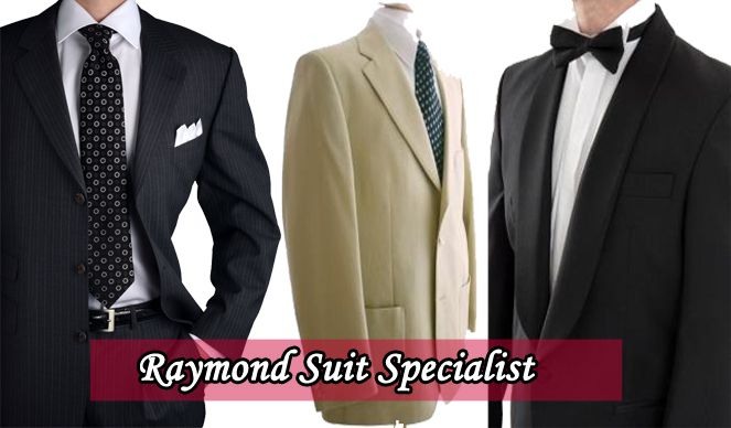 Raymond Tailor | Best Fashion Clothing Stores in Udaipur
