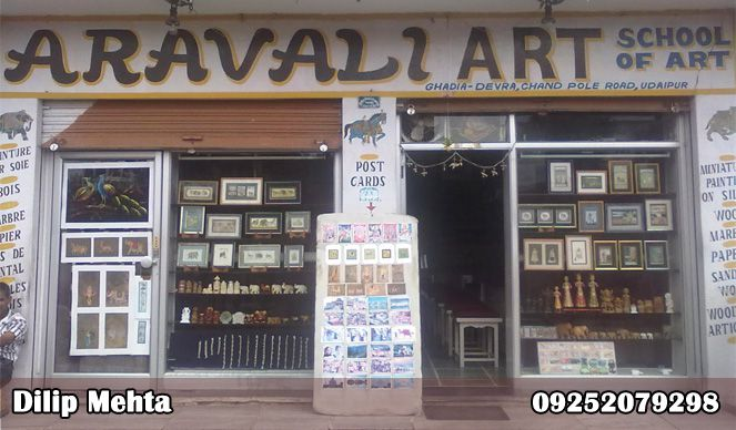 Aravali Art | Best Art and craft Shops in Udaipur