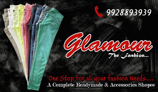 Glamour The Fashion