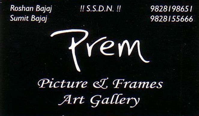 Prem Pictures | Best Art and craft Shops in Udaipur