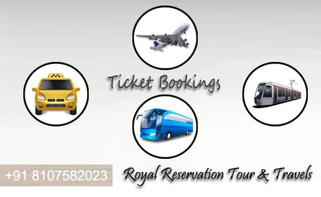 Royal Reservation | Best Tours and Travels Services in Udaipur