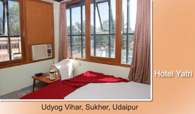 Hotel Yatri | Best Accommodation Services In Udaipur | Guest House in Udaipur