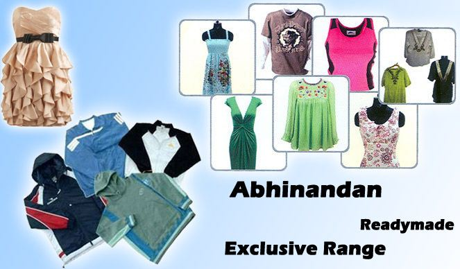 Abhinandan Readymades | Best Fashion Clothing Stores in Udaipur