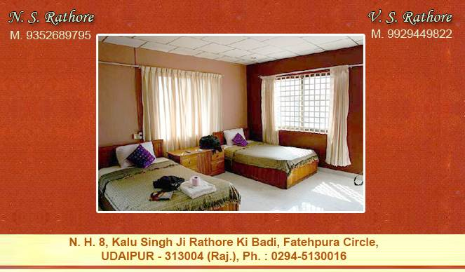 Ghumer guest house | Best Accommodation Services In Udaipur | Guest House in Udaipur