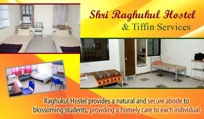 Shri Raghukul Hostel & tiffin Center