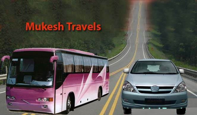 Mukesh Travels | Best Tours and Travels Services in Udaipur