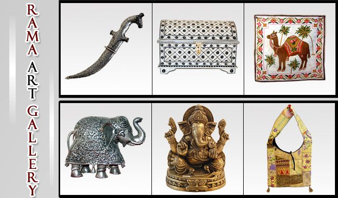 Rama Art Gallery | Best Art and craft Shops in Udaipur
