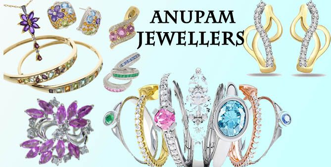 Anupam Jewellers | Best Gold Jewellery Showrooms Udaipur | Jewellery Shops in Udaipur