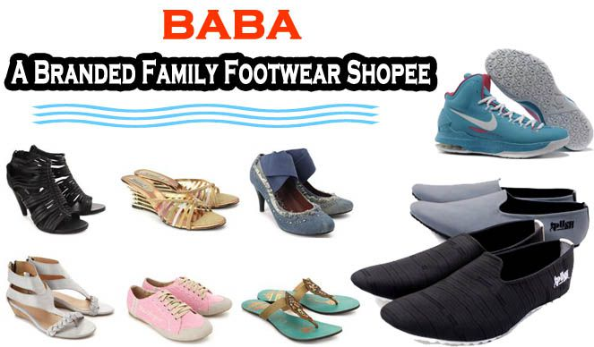Baba Shoes | Best Shoes and Footwear Shops in Udaipur