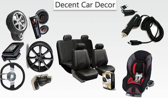 Decent Car Decor | Best Car Accessories Shops in Udaipur | Best Automobile Shop in Udaipur