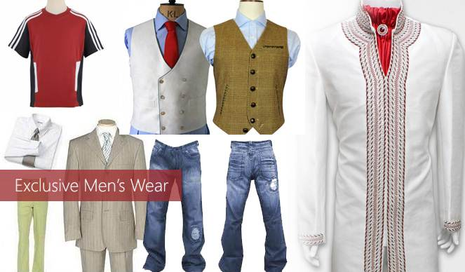 Natural Men's Wear | Best Fashion Clothing Stores in Udaipur