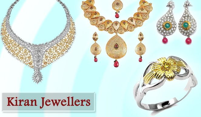 Kiran Jewellers | Best Gold Jewellery Showroom in Udaipur | Best Jewellery Shop in Udaipur