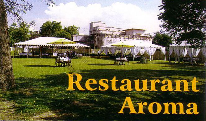 Aroma Restaurant | Best Cafe, Restaurants and Bars in Udaipur