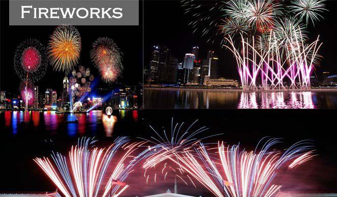 Sharma Fireworks