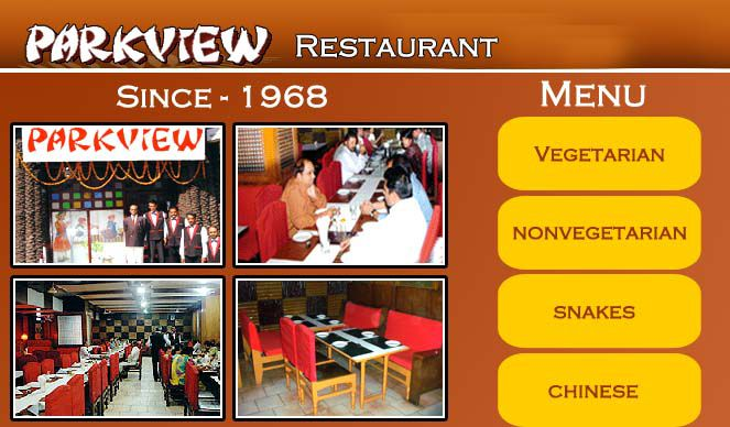 Parkview Restaurant | Best Cafe, Restaurants and Bars in Udaipur