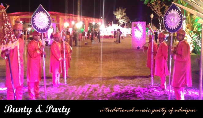 Bunty And Party  | Best Events Management Services in Udaipur